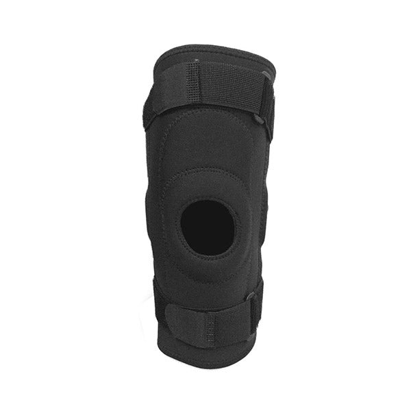 Double Metal Hinged Full Knee Brace Protection Equipment