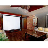 Electric Motorised Projector Screen TV + Remote