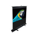 Elite Screens 60 Portable 43 Pull Up Projector Screen