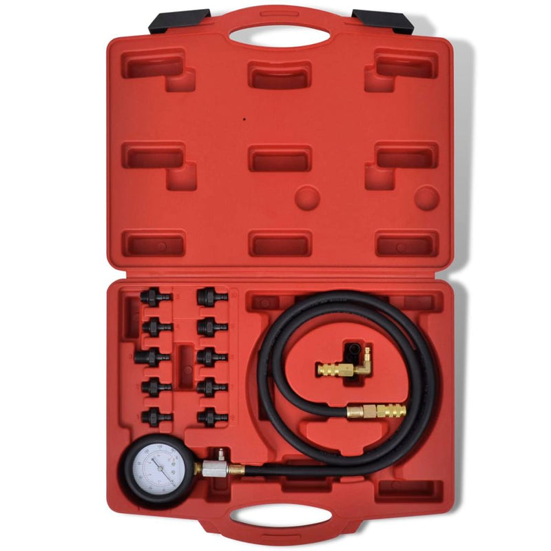 Engine And Oil Pressure Test Tool Kit