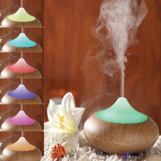 Essential Oil Aroma Diffuser | 160ml Aromatherapy Humidifier, Essential Oils, GX - ozdingo
