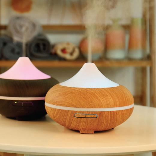 Essential Oil Aroma Diffuser | 500ml Aromatherapy Humidifier, Essential Oils, GX - ozdingo