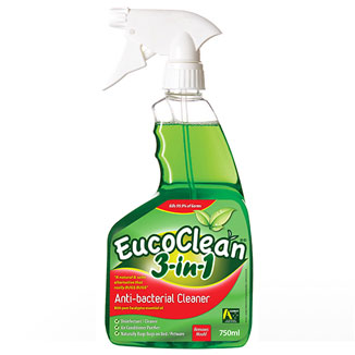 Eucoclean 3-in-1 Eucalyptus Anti-Bacterial Cleaner