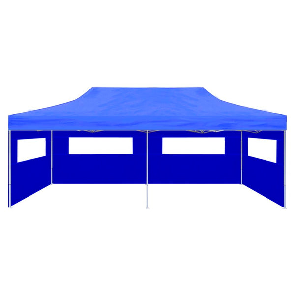 Fold-able Pop-up Party Tent 3 x 6 M - Blue