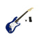 Full Size Electric Guitar Pack Blue