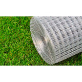 Galvanized Square Wire Netting 1 x 10 M Thickness 0.9 Mm