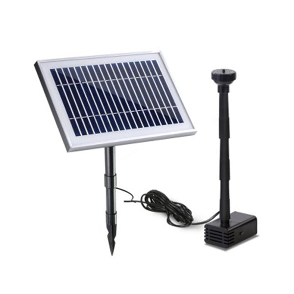 25W Solar Powered Water Pond Pump Outdoor Submersible Fountains