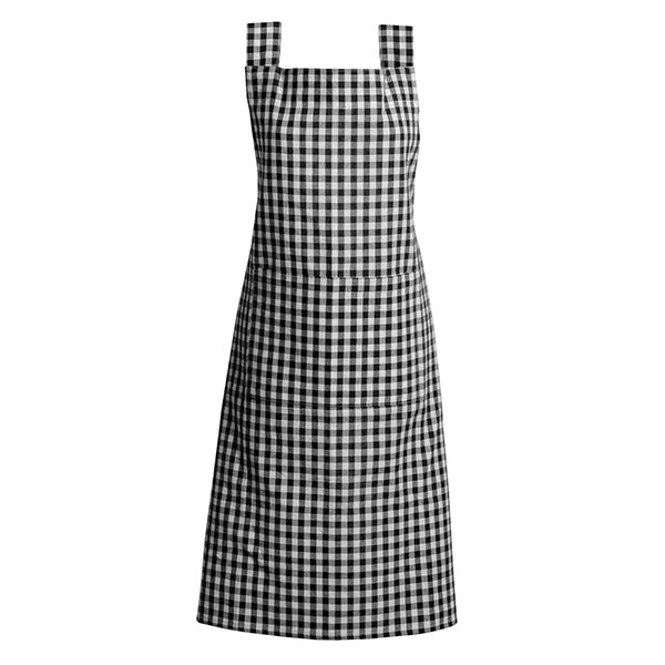 Gingham Aprons - Set of 4