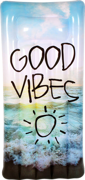 Good Vibes Air Bed