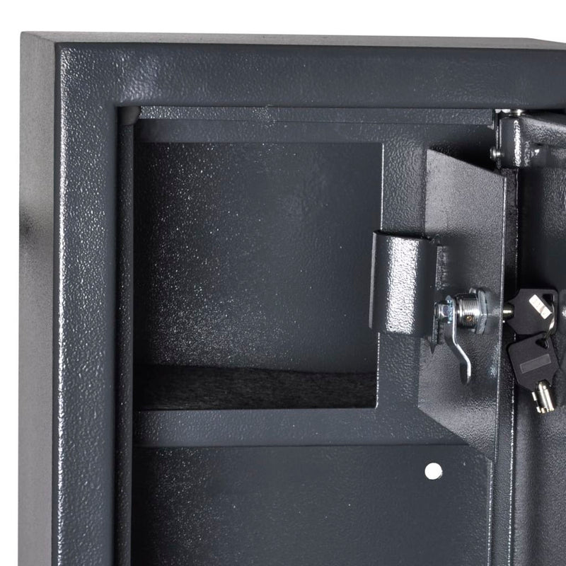 Gun Safe with Ammunition Box for 3 Guns