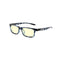 Gunnar Cruz Kids Large Amber Navy Tortoise Indoor Digital Eyewear