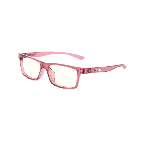 Gunnar Cruz Kids Large Clear Pink Indoor Digital Eyewear