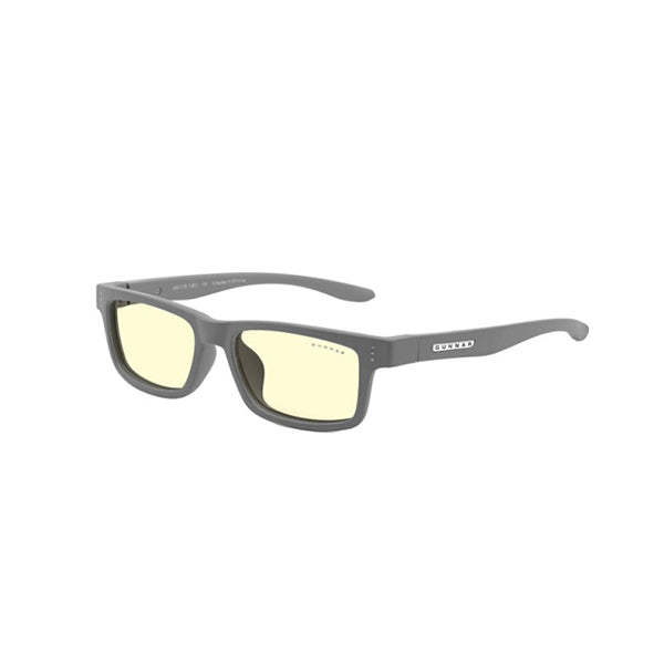 Gunnar Cruz Kids Small Amber Grey Indoor Digital Eyewear