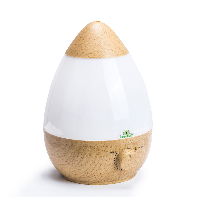 Air Humidifier Ultrasonic Cool 2.3L - LIGHT BROWN
