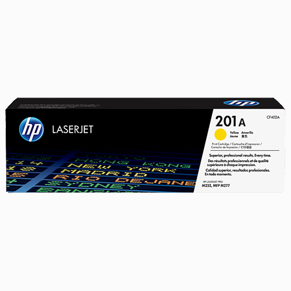 HP 201A LaserJet Cartridge