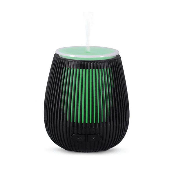Usb Essential Oil Aroma Diffuser Black Portable Colour Ultrasonic Air