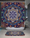 Multi Colored Oriental Mandala and Elements Shower Curtain