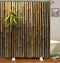 Bamboo Wall Shower Curtain
