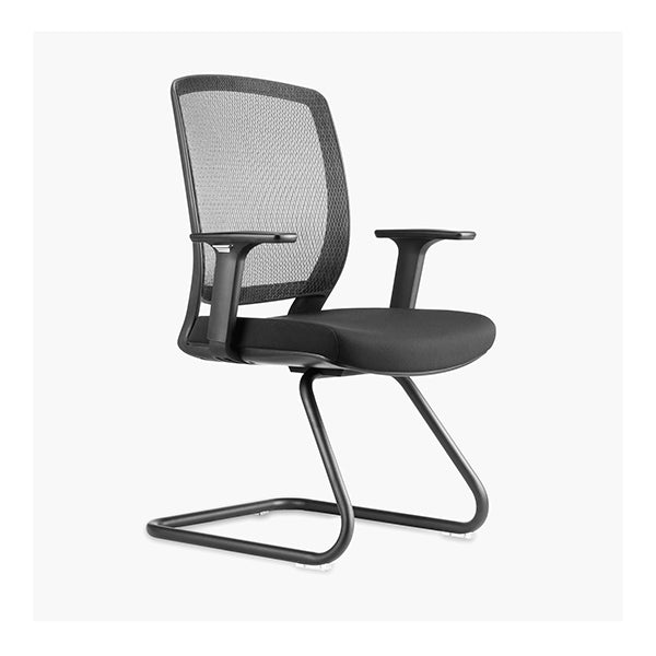 Visitor Office Chair with Mesh Back