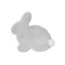 Hoppi Rabbit Natural Kids Rug 75 X 80 Cm
