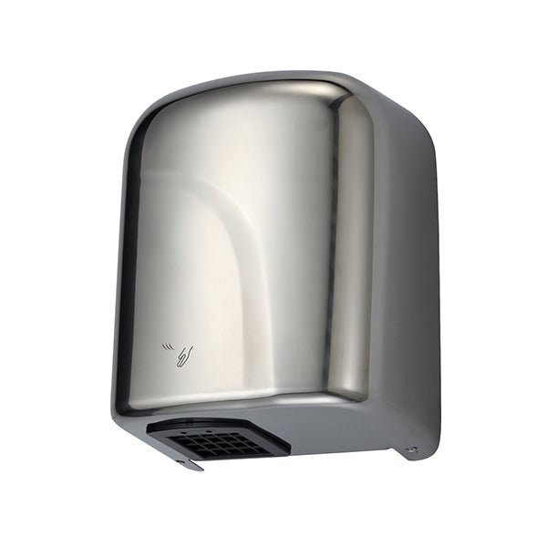 Hygienic Stainless Steel Hand Dryer