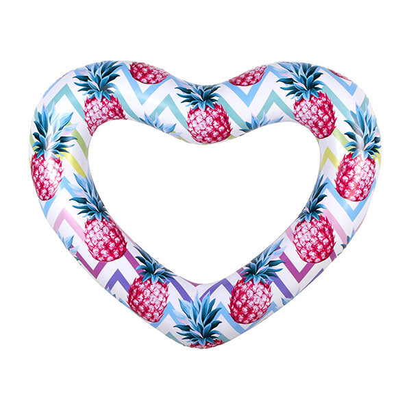 Inflatable Giant Heart Ring Pineapple