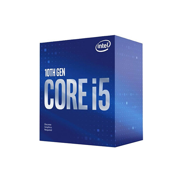 Intel Core I5 10400F Cpu 6 Cores 12 Threads 10Th Gen
