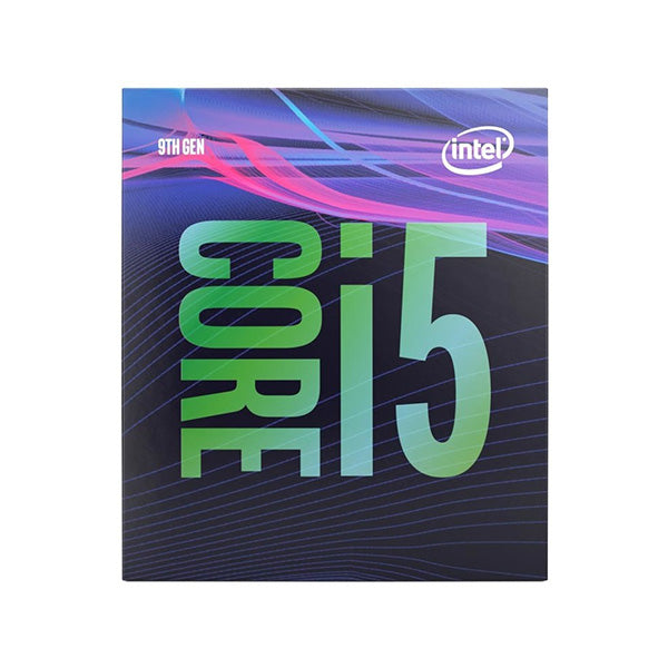 Intel Core I5 9400F Lga1151 9Th Gen 6 Cores 6 Threads 9Mb 8Gt