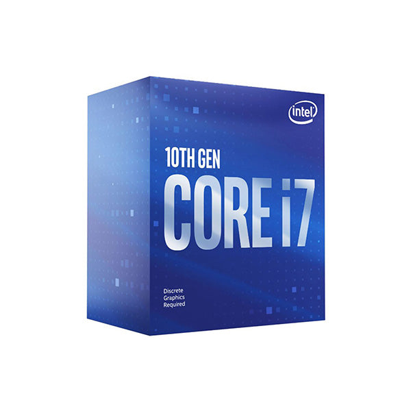 Intel Lga1200 10Th Gen 8 Cores 16Mb 65W Core I7 10700F