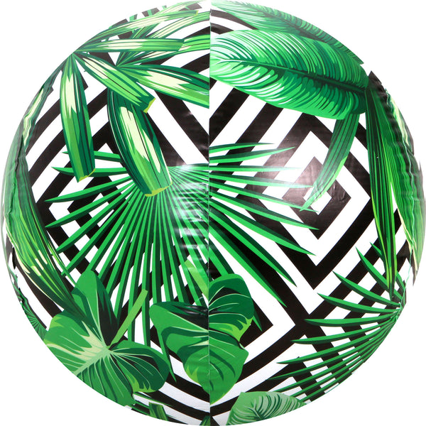 Jumbo Geo Palm Beach Ball