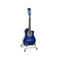 Karrera Childrens Acoustic Guitar Blue