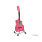 Karrera Childrens Acoustic Guitar Pink