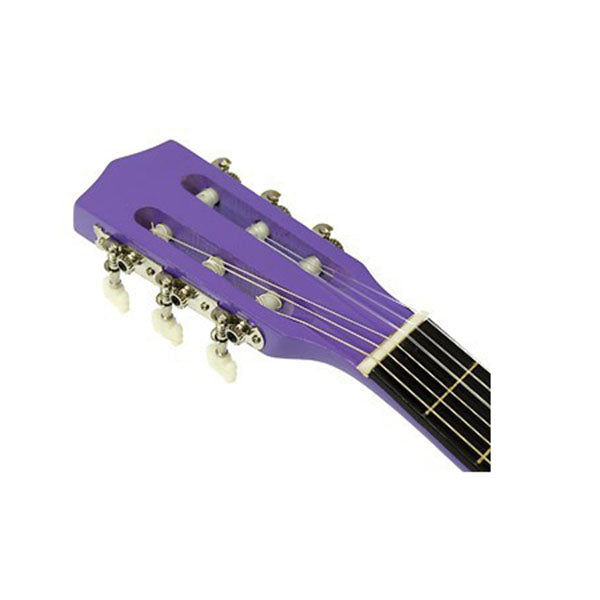 Karrera Childrens Acoustic Guitar Purple