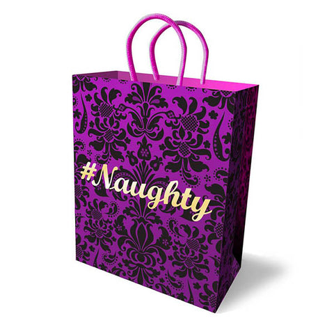 #Naughty Gift Bag - Novelty Gift Bag
