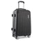 28 Inch Luggage Suitcase Trolley - Black