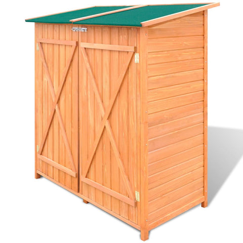 Large Wooden Tool Storage Room 170168