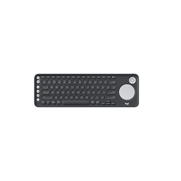 Logitech K600 Tv Keyboard With Integrated Touchpad And Dpad