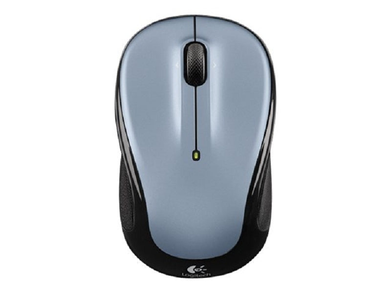 Logitech M325 Wireless Mouse - Light Silver