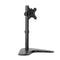 Monitor Arm Stand Single Black