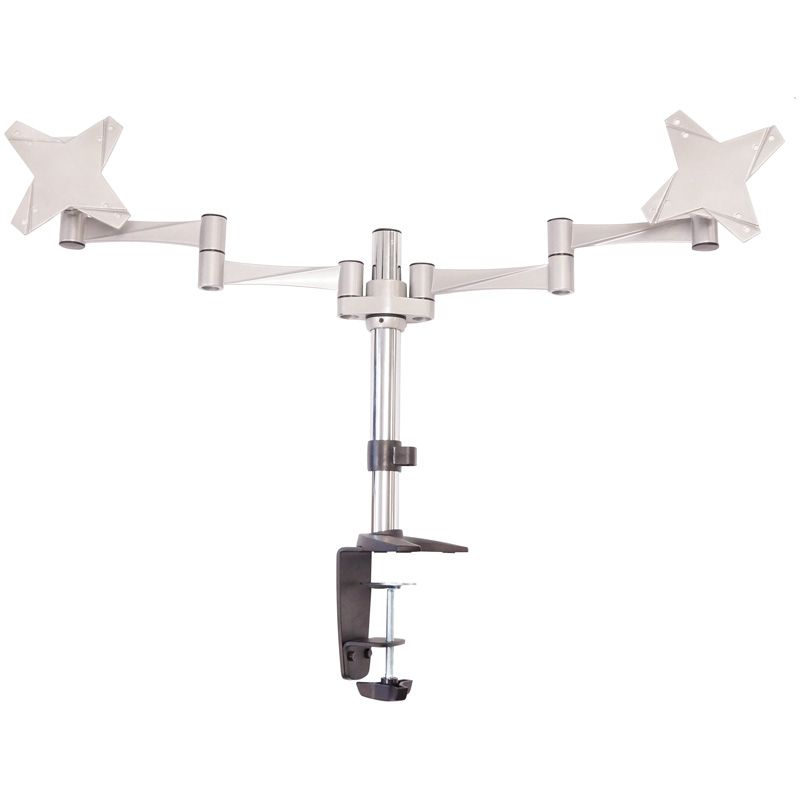 Monitor Stand Desk Mount 43cm Arm for Dual Screens