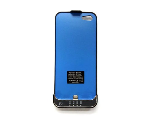 Power Bank 2200mah External Charger for iPhone 5 Battery Cover Case