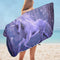 Wild Unicorn Microfiber Beach Towel
