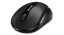 Microsoft Wireless Mobile 4000 Series Usb Optical Mouse - Graphite