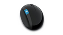 Microsoft Wireless Sculpt Ergonomic Usb Optical Mouse - Black