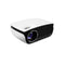 Mini Video Projector Wifi Usb Hdmi Portable Home Theater White