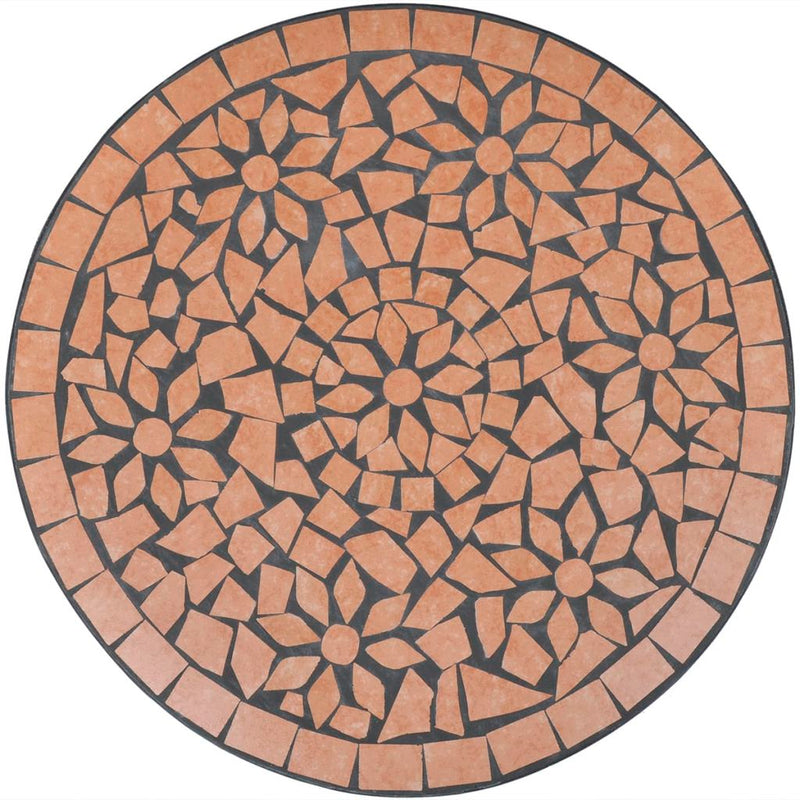 Mosaic Table (Terracotta)