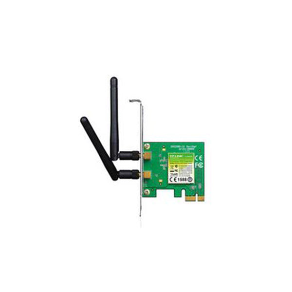 Tp-Link Tl-Wn881Nd N300 Wireless N Pci Express Adapter Mimo w/ Bracket