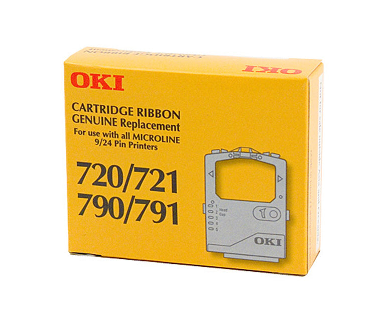 Oki Black Ribbon 720/21/90/91