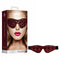 OUCH! Luxury Eye Mask - Burgundy -