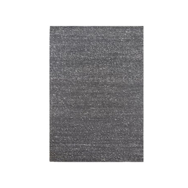 Osiris Black Home Rug